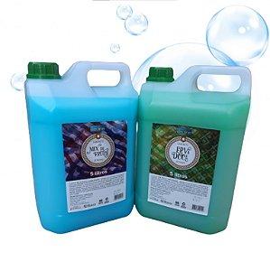 Sabonete Líquido Deoline - Linha Requinte - 5 Litros