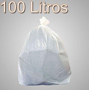 Saco de lixo 100 Litros Branco