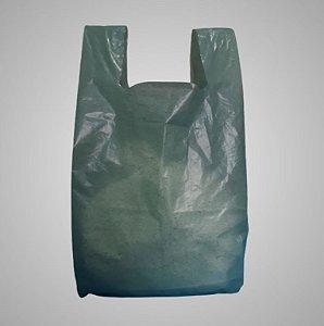 Sacola Plástica Verde