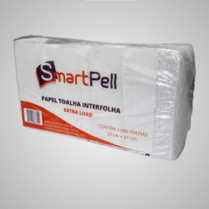 Papel Toalha Interfolhas SmartPell