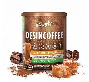 Desincoffee Caramelo com Flor de Sal 220gr - Desinchá