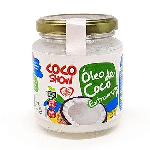 Óleo de Coco Extra-Virgem 200ml Coco Show