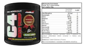 C4 Beta Pump Pré Workout 225g- New Millen
