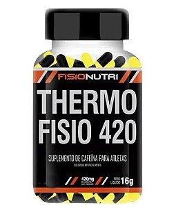 Cafeína - Thermo Fisio 420 - Termogênico - 120 Cápsulas