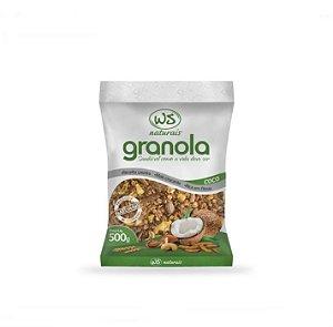 Granola Coco WS Naturais - 500g