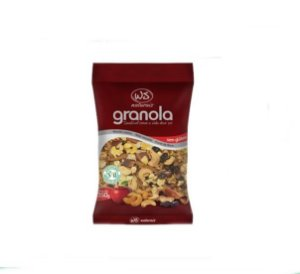 Granola Sem Glúten WS Naturais - 500g