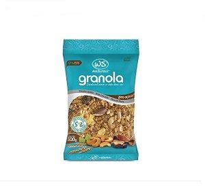 Granola Zero Açúcar WS Naturais - 500g