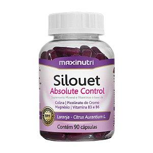 Maxinutri - Silouet Absolute Control 90 Cápsulas
