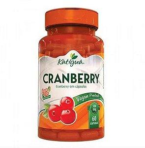 Cranberry (500mg) 60 Cápsulas Vegetarianas - Katiguá