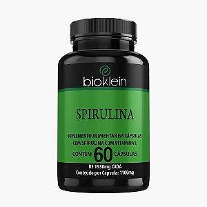 SPIRULINA BIOKLEIN 60CA 1100MG