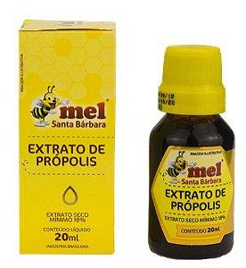 EXTRATO DE PRÓPOLIS 18% - 20ML