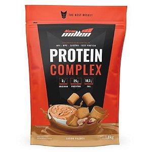 Whey Protein Complex Paçoca - 1,800 kg New Millen