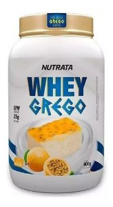 Whey Grego - 900g Maracuja - Nutrata