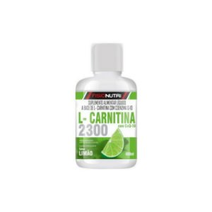 L-carnitina 2300 (480ml) - Fisionutri