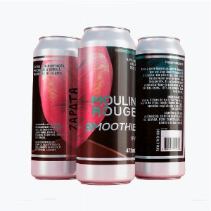Moulin Rouge - Redberries Smoothie IPA - ZAPATA