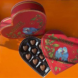 Caixa Bombons Coração