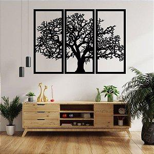 Quadro Decorativo Árvore da Vida para Parede