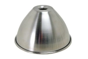 Forma Saia de Boneca com Furo (Pino Central) Alumínio