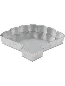Forma para bolo Leque Pequeno Flandres