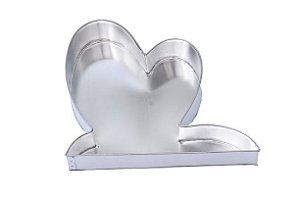 Forma para Borboleta Alumínio