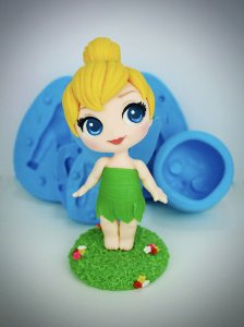 Molde Giposket Baby 3D