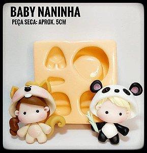 Molde Baby Naninha