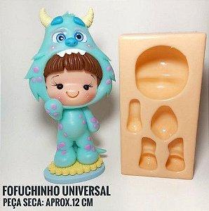 Molde Fofuchinho Universal