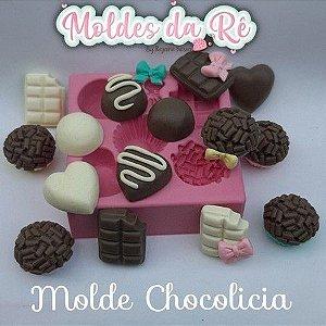 Molde Chocolicia