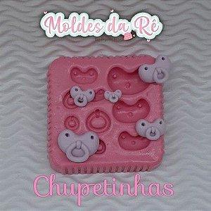 Molde Chupetinha