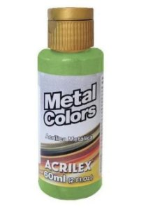 Tinta Metálica Verde Musgo
