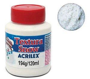 Tinta Criativa Snow Brilhante