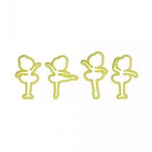 Cortador Kit Bailarinas