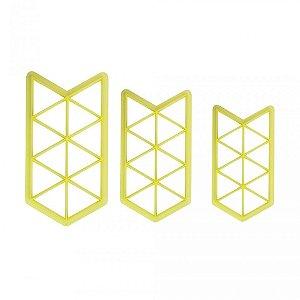 Cortador Geométrico Triângulo