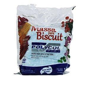 Massa Para Biscuit - Azul Ceuzinho
