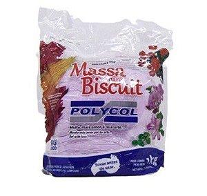 Massa para Biscuit - Lilás Soninho