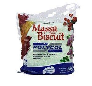 Massa para Biscuit - Verde Peixinho