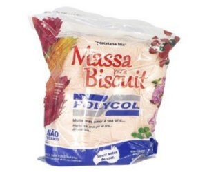 Massa para Biscuit - Pele Boneca