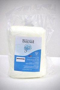 Massa para Biscuit - Branquíssima