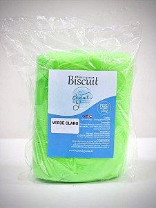 Massa para Biscuit - Verde Claro
