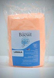 Massa para Biscuit - Laranja