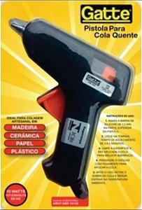 Pistola para Cola Quente 10watts Bivolt