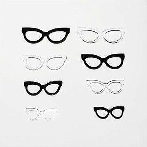 Óculos de Acrílico Modelo 03