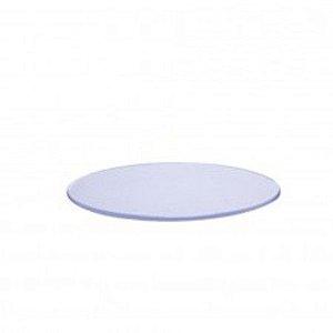Base Oval Transparente 8x4,5cm