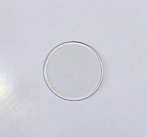 Base Acrílica Redonda 5cm c/ 10 unidades