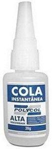 Cola Instantânea Polycol Alta Viscosidade
