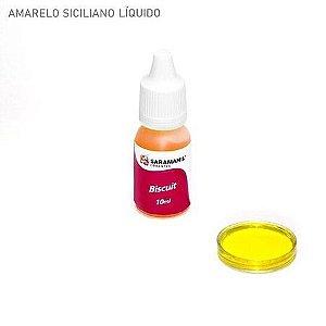 Corante Líquido - Amarelo Siciliano