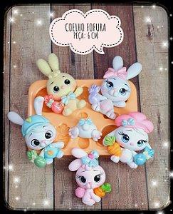 Molde Coelho Fofura - Maria Diniz