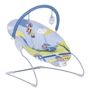 Cadeira de Descanso Joy Azul Celeteste - Kiddo