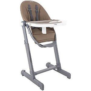 Cadeira de Alimentação Enjoy Marrom -  Kiddo.