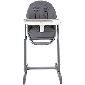 Cadeira de Alimentação Enjoy Grafite -  Kiddo.
